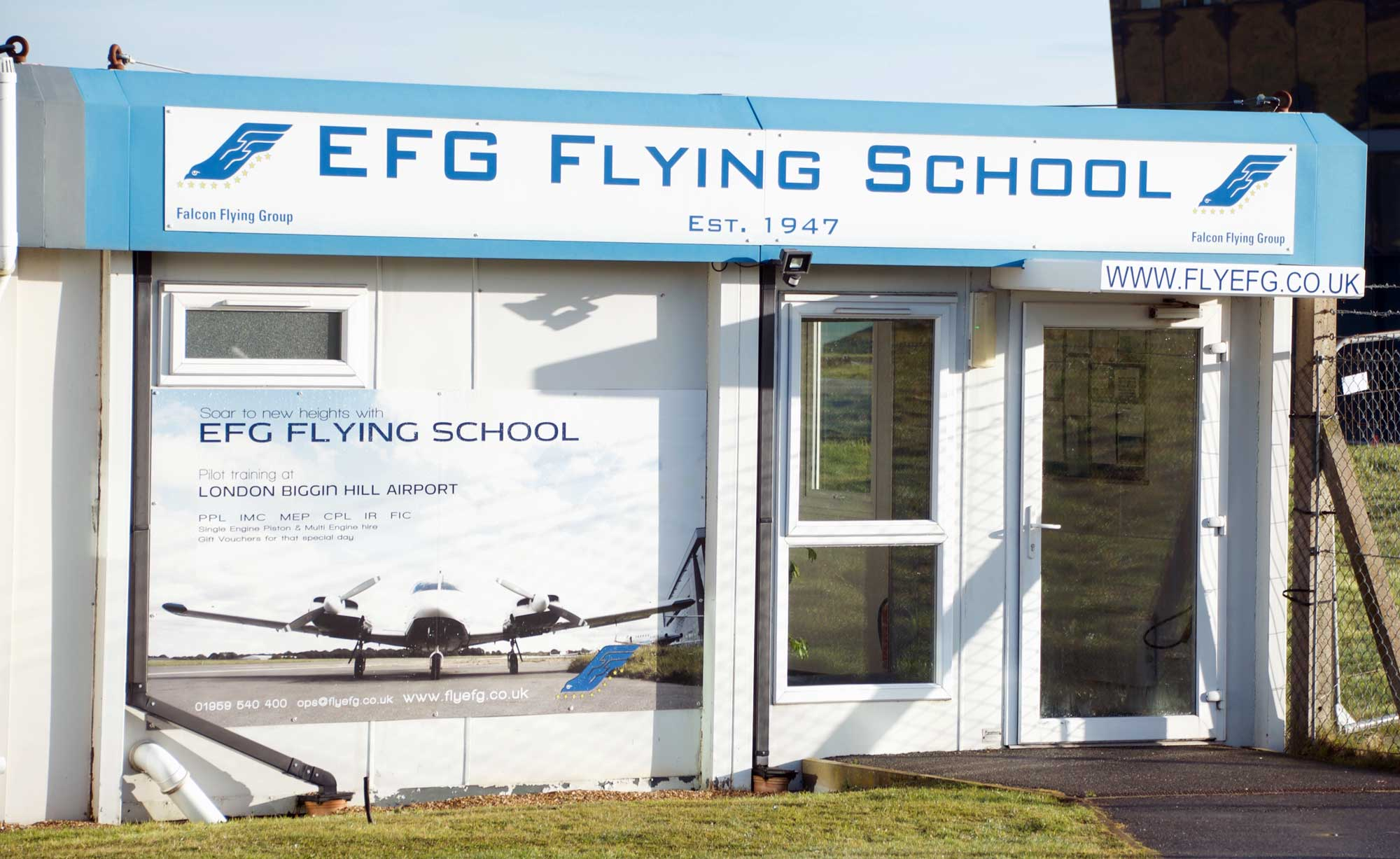 Biggin Hill Tells Flying Schools To Quit Flyer Rc Airplane World Flight School Lesson 8 Your Plane
