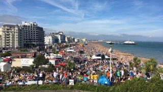 Eastbourne airshow