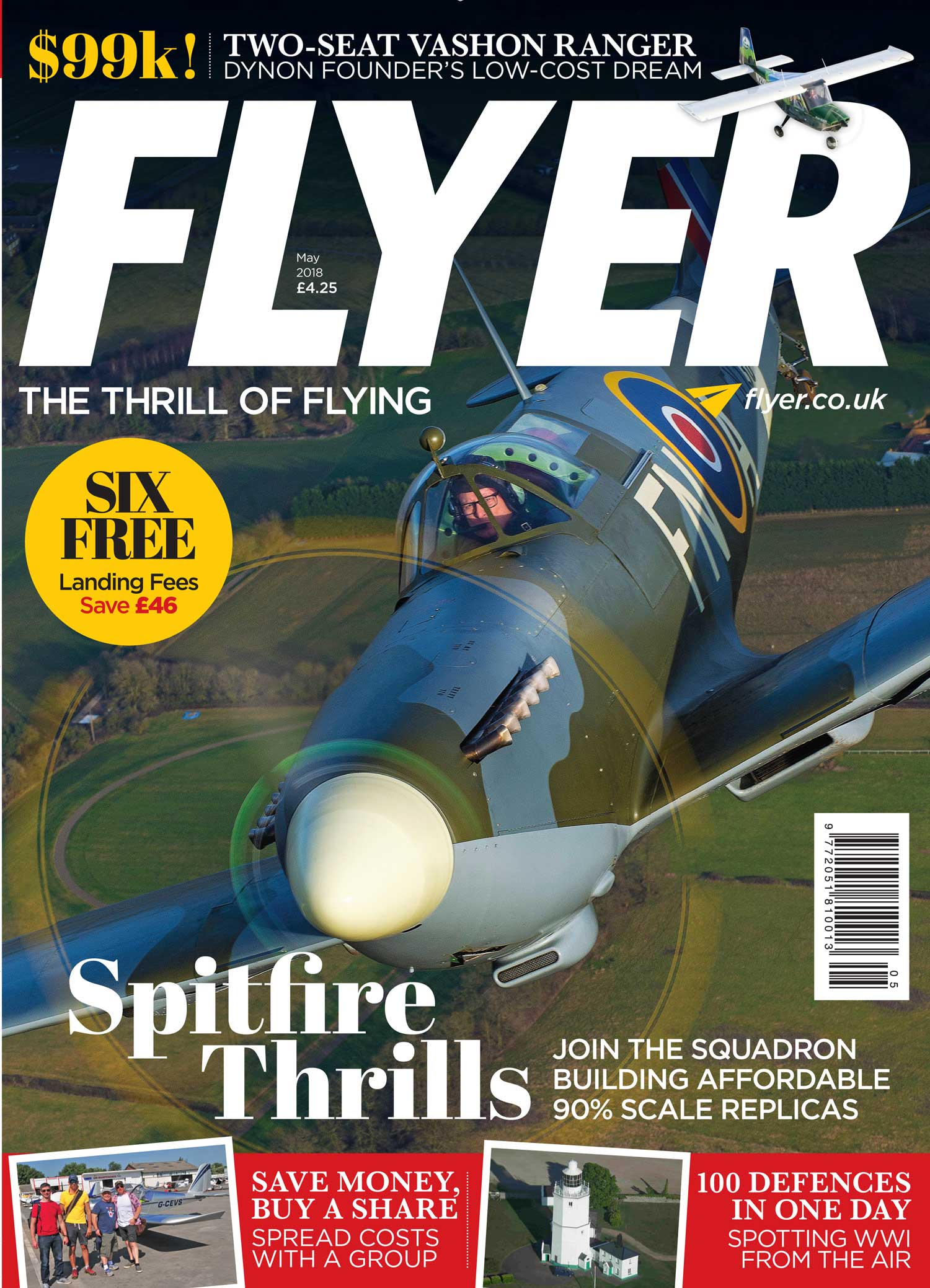 FLYER magazine May 2018