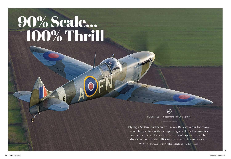 Supermarine Spitfire Mk26B