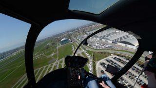 Fly in to AERO Friedrichshafen