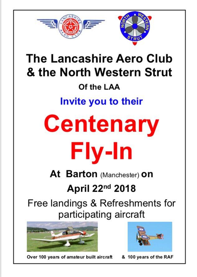 Lancs Aero Club 100