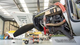 ELA1 aircraft self-declared maintenance programme