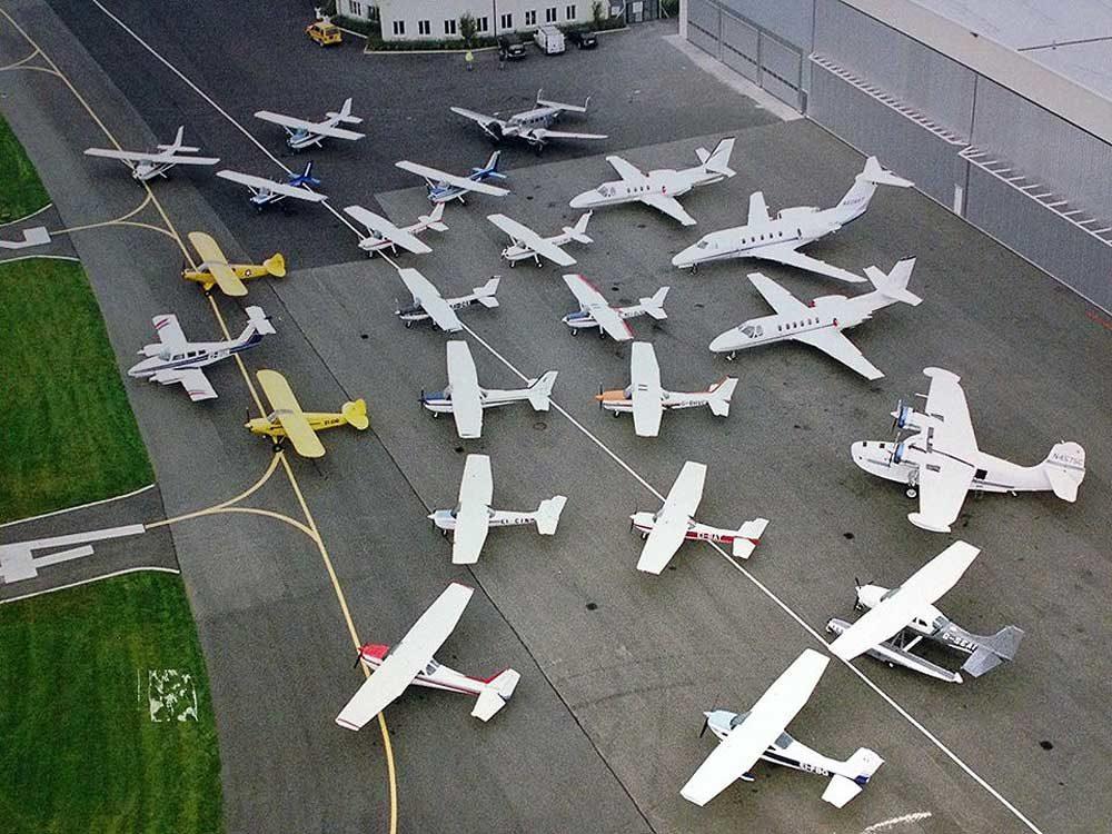 National Flight centre Weston
