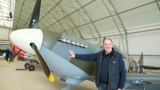 Paul Fowler Enstone Spitfire Club