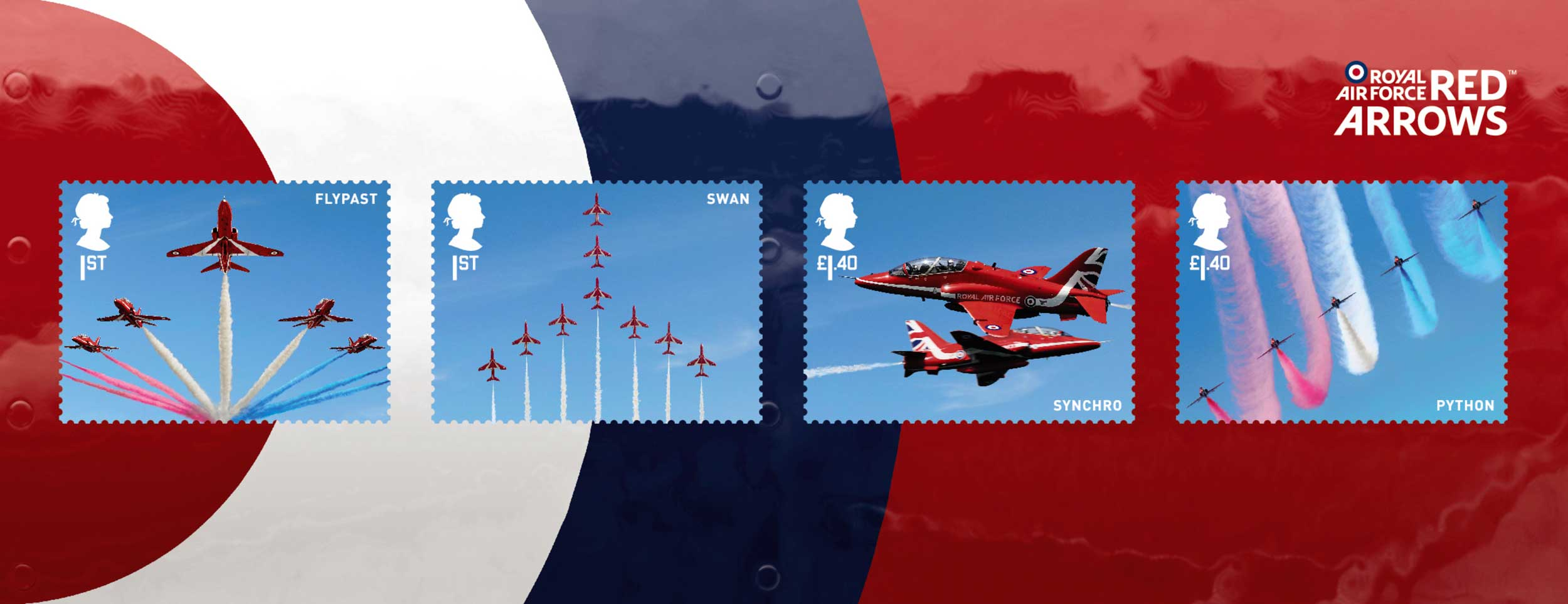 Raf 100 Celebrated In Stamps And Coins Flyer