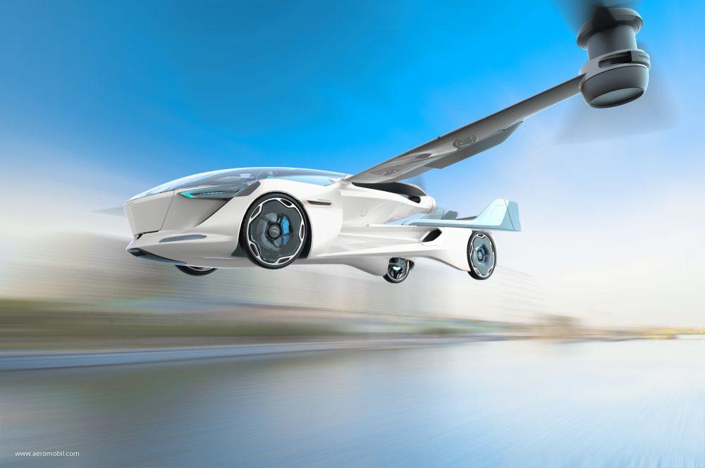 AeroMobil 5.0 VTOL