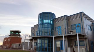 Aeros Coventry Airport HQ