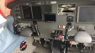 Aerobility avionics theft
