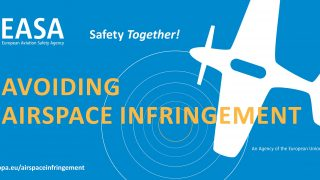 EASA avoiding airspace infringements