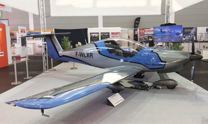 Elixir two-seater to be buiult to new EASA CS-23 standards