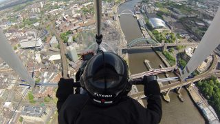 Fly The Tyne