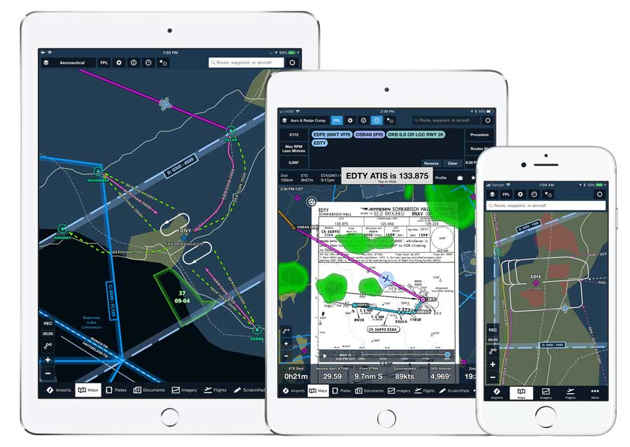 ForeFlight navigation app to launch in Europe