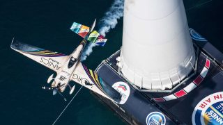 Matt Hall wins France round Red Bull