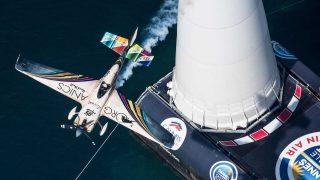 Matt Hall wins France round Red Bull