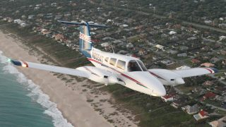 Diesel engines for Piper Seminole