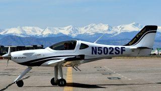 Bye Aerospace Sun Flyer 2
