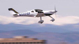 Sun Flyer electric aircrtaft makes first flight