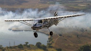 BushCat kitplane