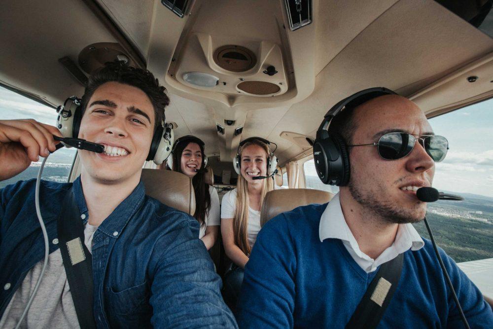 Wingly cost-sharing flights