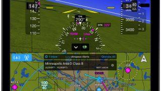 Garmin Pilot updates airspace alerts