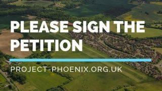 Panshanger petition