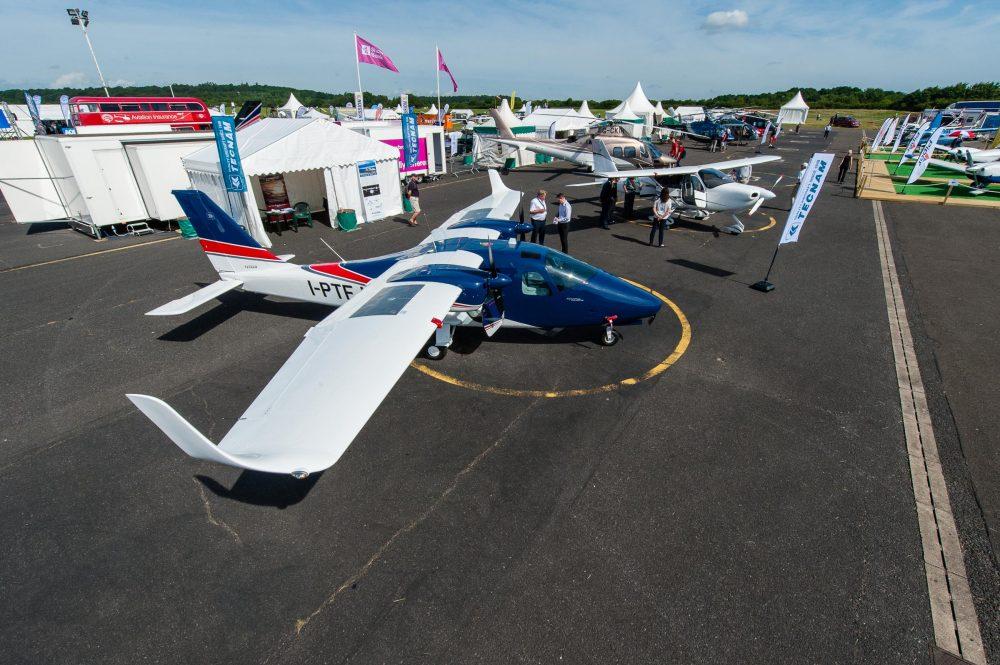 Tecnam P2006T AeroExpo