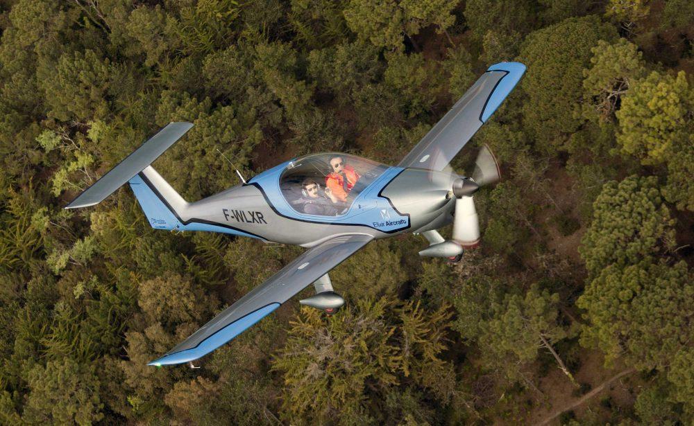Elixir extends flight testing, confirms performance - FLYER