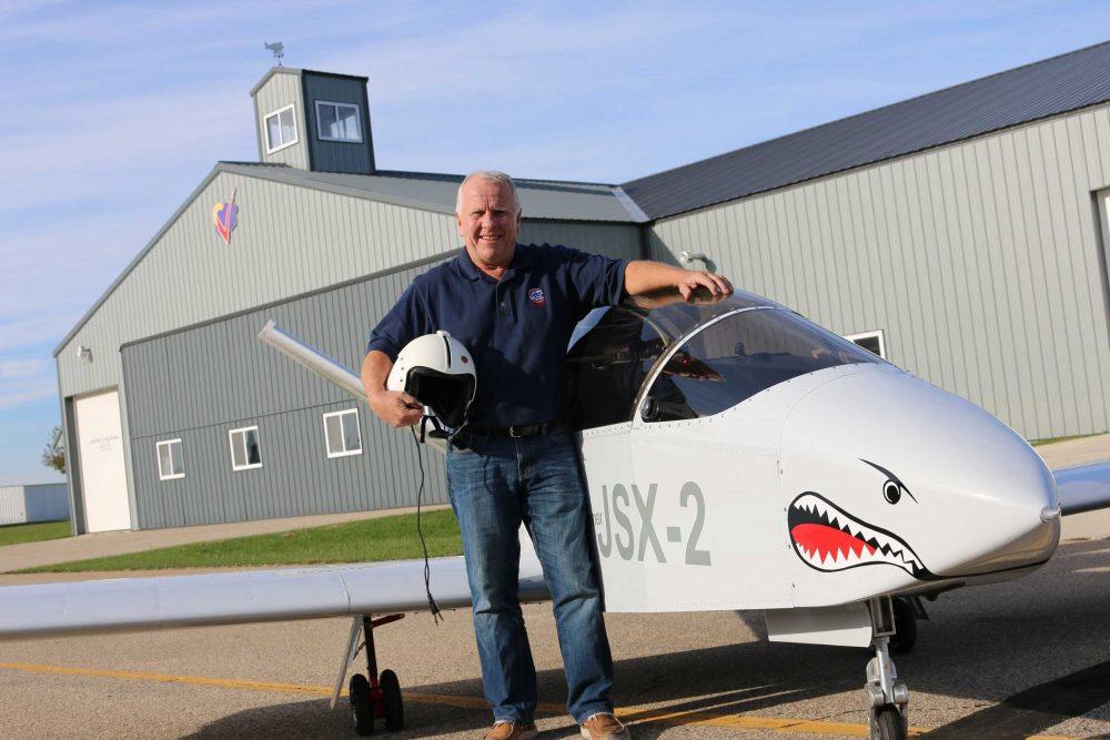 John Monnett sells Sonex Aircraft