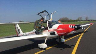 RAF Vigilant motor-glider