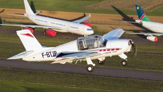 Rallye aircraft
