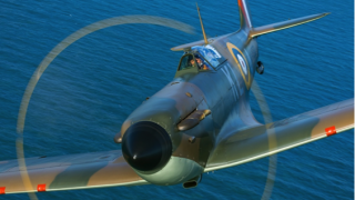Spitfire the movie