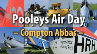 Pooleys Air Day Compton Abbas