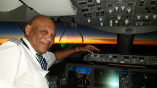 Captain Wayne Bailey challenges 65 age restriction on air transport pilots