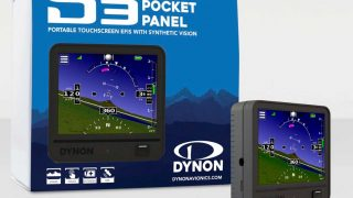 Dynon launches three new electronic displays - FLYER