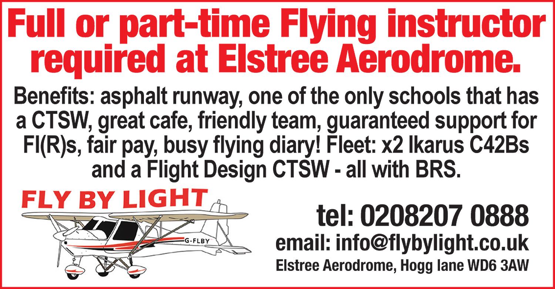 Elstree instructor
