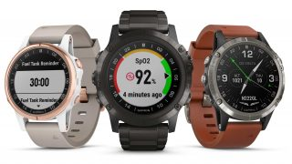 Garmin D2 Delta pilot watches