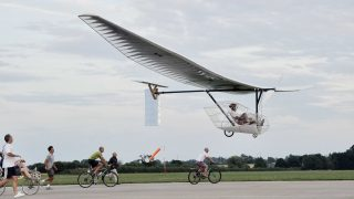 human flight competition
