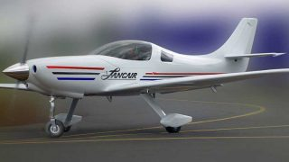Lancair Barracuda