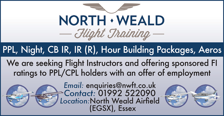 North Weald instructors