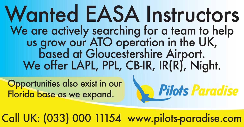EASA instructors