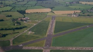 Sleap airfield