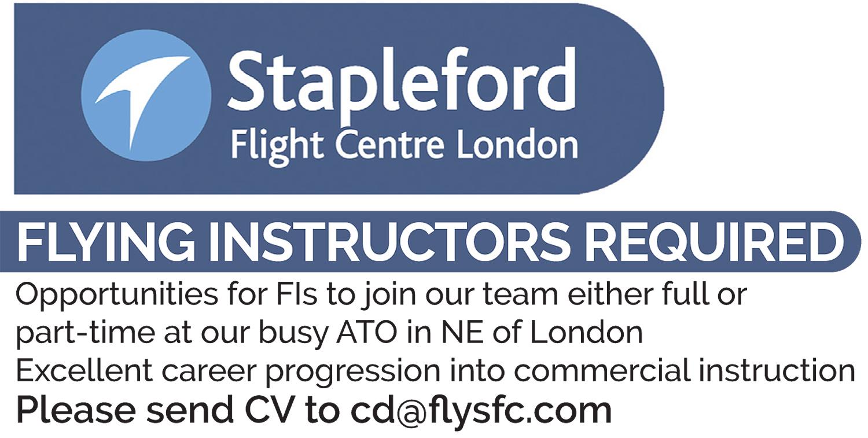 Stapleford instructors