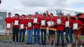 Cotswold Airport Scholarships 2018