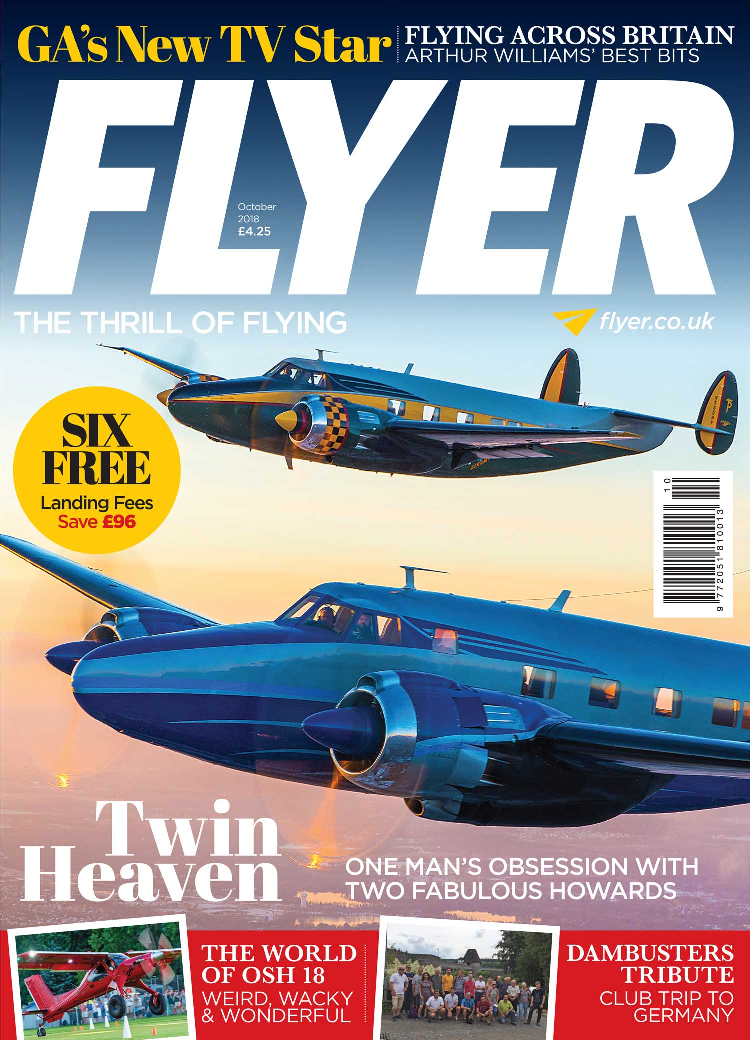 FLYER October 2018 - FLYER