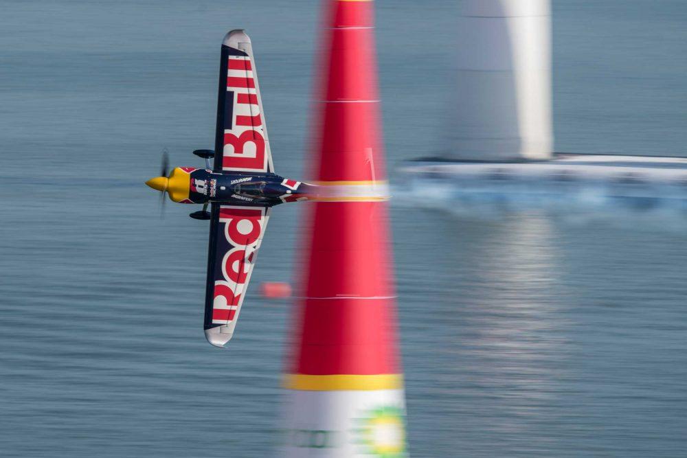 Martin Sonka wins Russian Red Bull Air Race 2018