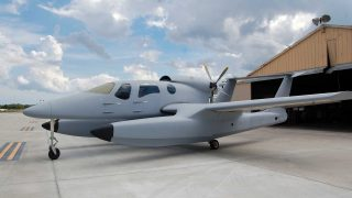 Privateer amphibian aircraft