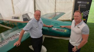 LAA Air Race E Steve Slater and Jeff Zaltman