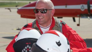 Mike Ling Red Arrows