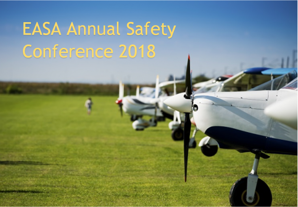 EASA Safety Conference 2018